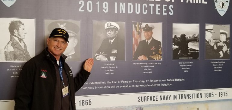 Surface Navy Hall of Fame